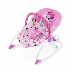 Minnie Mouse Stars & Smiles Infant to Toddler Rocker (0-18kg) 0m+