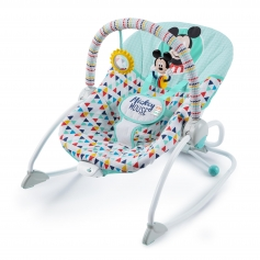 Mickey Mouse Happy Triangles Infant to Toddler Rocker (0-18kg) 0m+