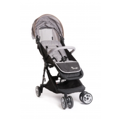 B-Genius Reversible Stroller Light Grey