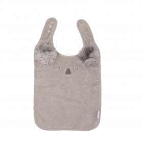 B-Bib Ecological Sponge Koala Grey