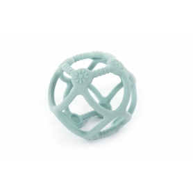 B-Ball Silicone Pastel Blauw