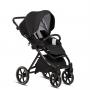 Midnight Black (Seat Unit + Car Seat Adapters + Rain Protection)