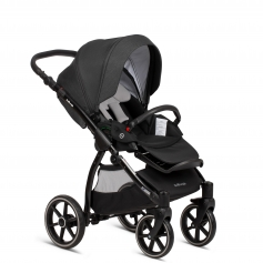 Moonrock Grey (Buggy Inzet + Autostoel Adapters + Regenbescherming)