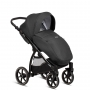 Moonrock Grey (Seat Unit + Car Seat Adapters + Rain Protection)