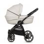 B-Cloud Grey PU Leather (Cradle + Nursery Bag)