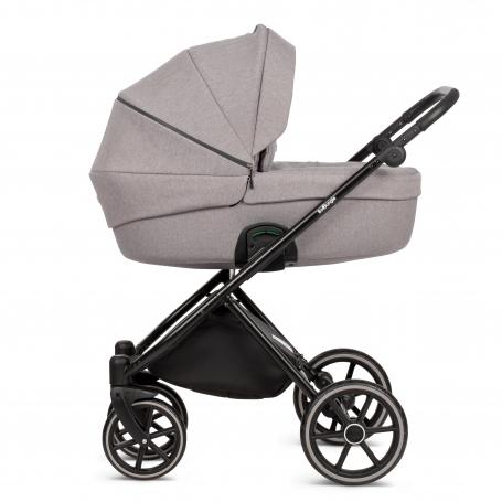 Moon Rock Beige Cradle + Nursery Bag)