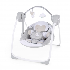 Comfort 2 Go Portable Swing™ - Cuddle Lamb