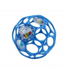 Oball Rattle Bleu 10cm