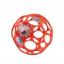 Oball Rattle Red 10cm