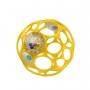 Oball Rattle Yellow 10cm