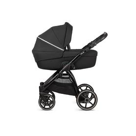 Midnight Black (Cradle + Nursery Bag)