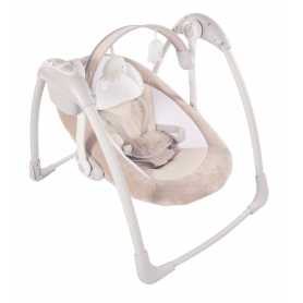 B-Portable Swing Dolphy Grey