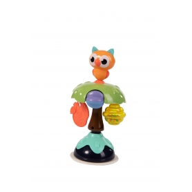B-Suction Toy Smart Owl