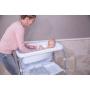 B-Toilet Seat Reducer Pastel Blue