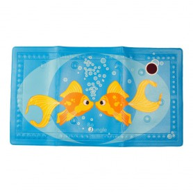 B-Bathmat with temperature Lovely Fishes