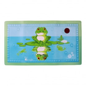 B-Bathmat with temperature Froggy