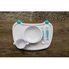 B-Dinner Tray Set