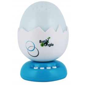 B-Egg Night Light Projector with Music Turquoise