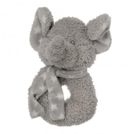 B-plush Rattle Zimbe the Elephant