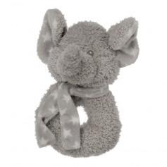Hochet B-plush Rattle Zimbe l'Eléphant