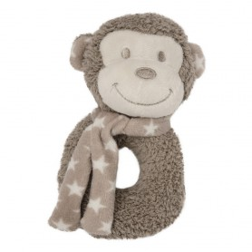 B-plush Rattle Tambo the Monkey