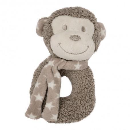 B-plush Rattle Tambo the Monkey