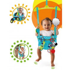 Bounce 'n Spring Deluxe Door Jumper