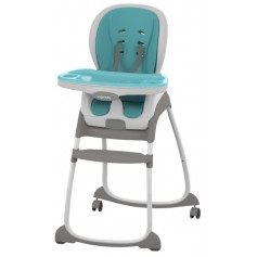 SmartClean Trio 3-en-1 High Chair Aqua