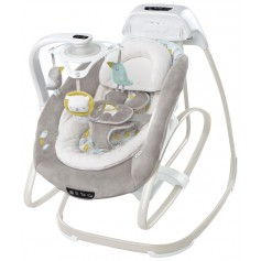 Soft Surroundings SmartSize Swing and Rocker - Rowan