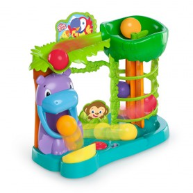 Jungle Fun Ball Climber