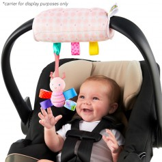Carrier Cushion pink