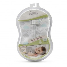 Peanut Sleeping Bag Cozy Clouds Medium