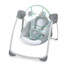 Comfort 2 Go Portable Swing - Jungle Journey