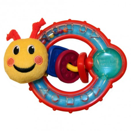 Caterpillar Ring Rattle