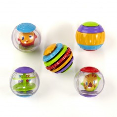 Shake and Spin Activity Ball
