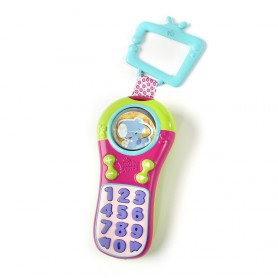 Click and Giggle Remote Pretty in Pink