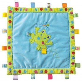 Spotted Frog Cozy Blanket