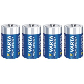 Varta High Energy 1,5 Volt D (4 pack)