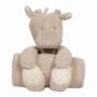 B-plush toy with blanketSenna the Giraffe