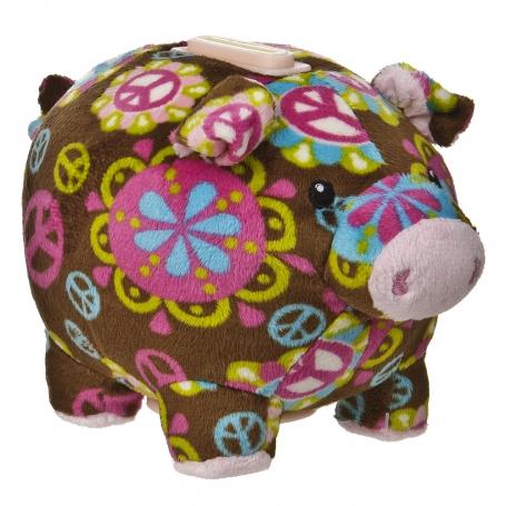 Piggybank Peace 15cm