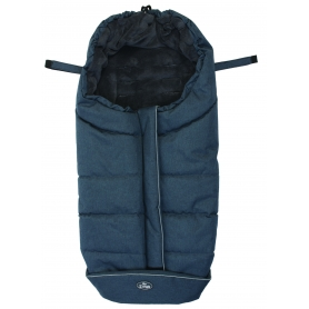 B-Thermo Footmuff Universal Dark Grey / Black