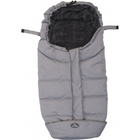 B-Thermo Footmuff Universal Light Grey