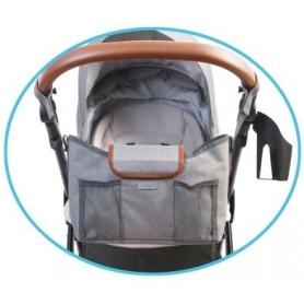 B-Stroller Organiser Grey