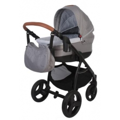 B-Zen 5 in 1 Stroller Light Grey