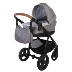 B-Zen 5 in 1 Stroller Light Grey