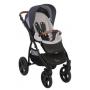 B-Zen 5 in 1 Stroller Dark Grey/Black