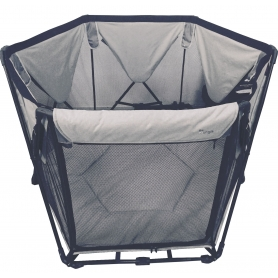 B-Foldable Playard Grey