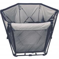 B-Foldable Playard Grey