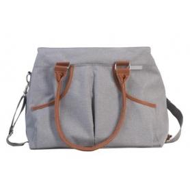 B-Casual Nursery Bag Grijs