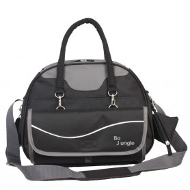 B-City Nursery Bag Black